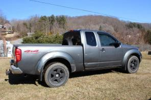2007 Nissan Frontier Truck - 4wd - 6 Speed - Pickup